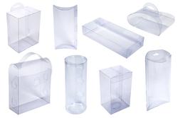 Пластиковые коробки