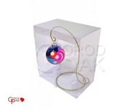 Коробка прозрачная для елочного шара_Пп